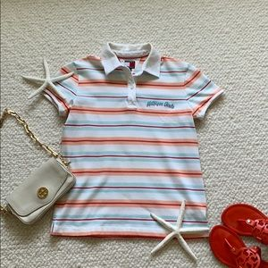 Tommy Hilfiger Polo Shirt 100% Cotton